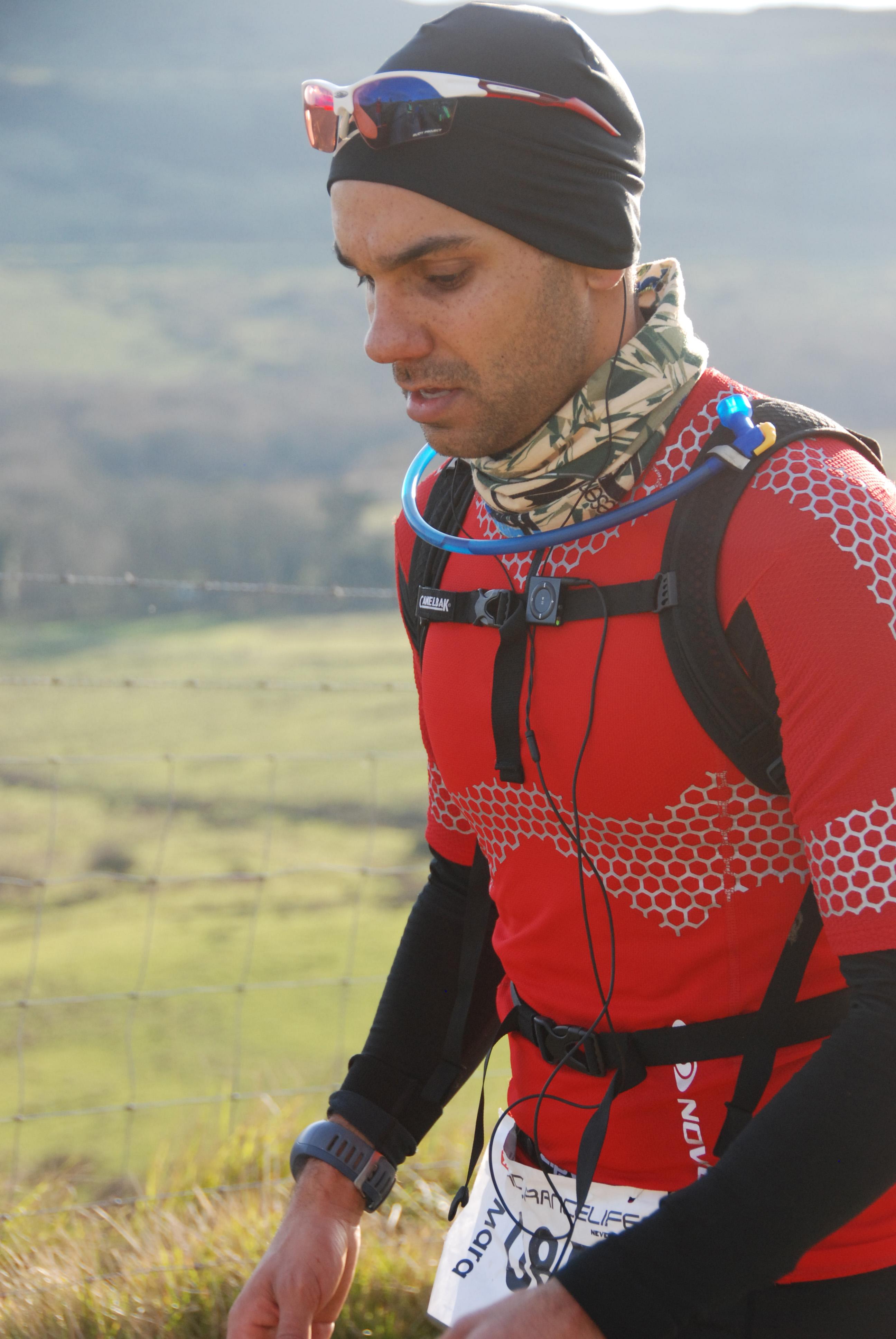 Richard Bray - Endurance Life Coastal Trail Series 2013 - Dorset