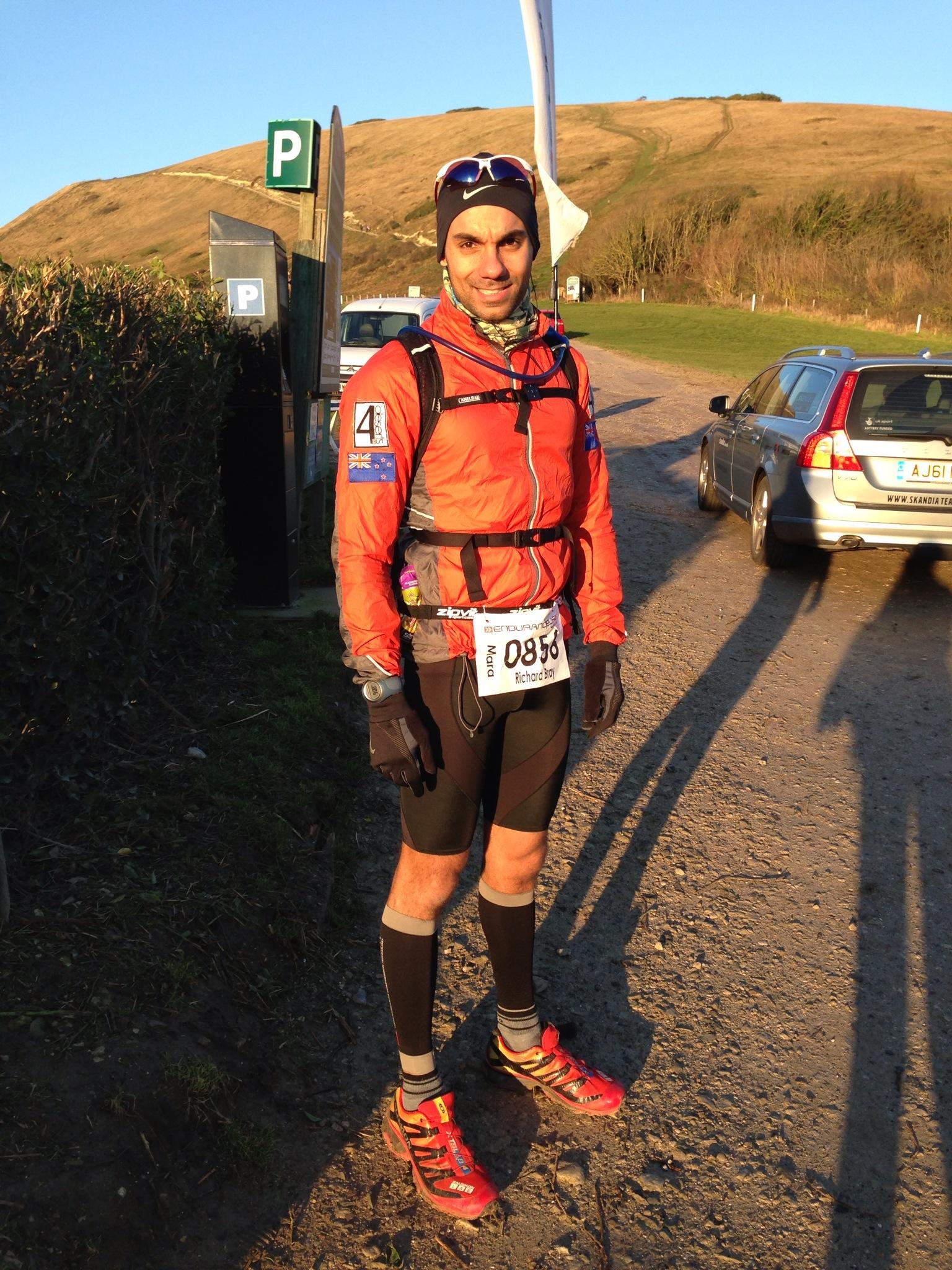 Richard Bray Dorset Endurance Race Start